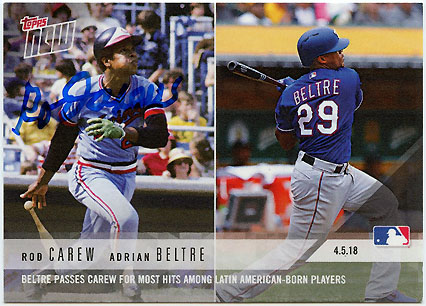 Topps Now Twins
