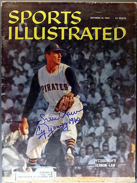 Bob Thomas Ford >> 1950's & 1960's Sports Illustrated Magazines